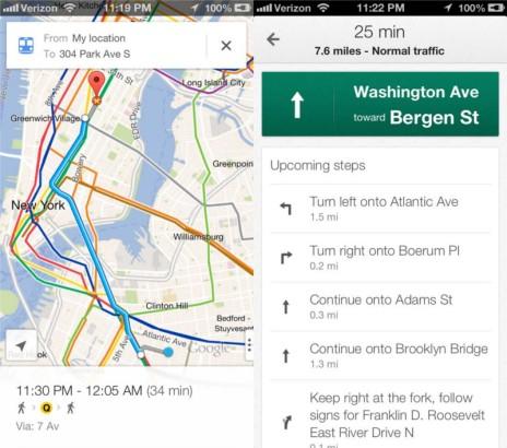 google maps, ios 6, fecha, lanzamiento, 6.0.1, mapas