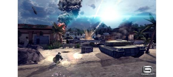 Modern Combat 4, call duty, gameloft, juegos, fps, disparos, acción, iphone, ipad, lanzamiento