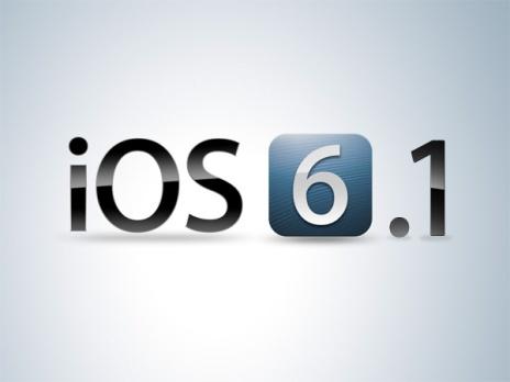 ios 6.1, salida, lanzamiento, fecha, jailbreak untethered, ios 6