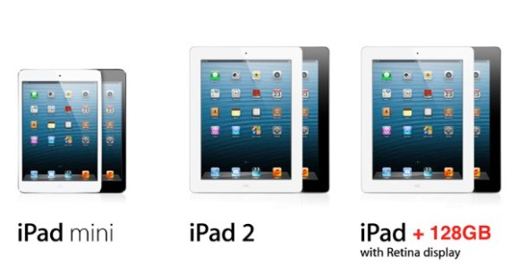 iPad, 128 GB, ipad 5, nuevo ipad, retina, novedades, apple, noticias