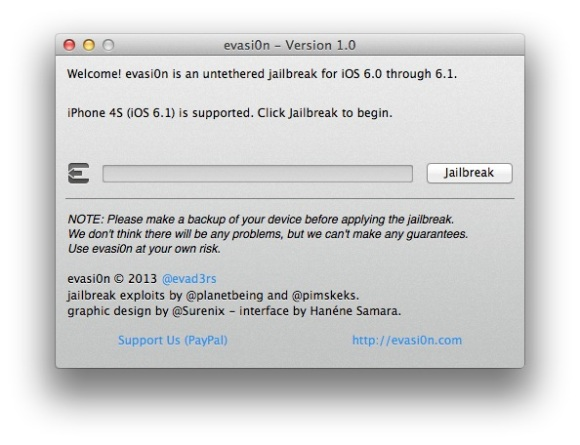 tutorial jailbreak ios 6, untethered, paso a paso, ios 6.1, 6.0.1, 6.0.2, iphone 5, ipad